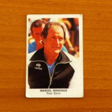 Cromos de Fútbol: BETIS - MARCEL DOMINGO, ENTRENADOR - CROMOS CANO - FÚTBOL 1983-1984, 83-84 - NUNCA PEGADO. Lote 227972770