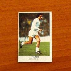 Cromos de Fútbol: VALENCIA - FELMAN - CROMOS CANO 84 - FÚTBOL 1983-1984, 83-84. Lote 227973630