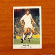 Cromos de Fútbol: VALENCIA - ARNESEN - CROMOS CANO - FÚTBOL 1983-1984, 83-84 - NUNCA PEGADO. Lote 227975080