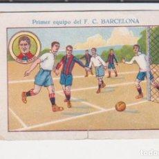 Cromos de Fútbol: CROMO FUTBOL CHOCOLATES ORTHI COLECCION PRIMER EQUIPO DEL F.C.BARCELONA SEGI-BARBA. Lote 228122825