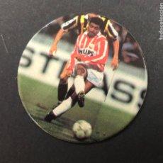 Cromos de Fútbol: CROMO FUTBOL ROMARIO DA SOUZA ROOKIE PSV EINDHOVEN BUEN ESTADO. Lote 228397535