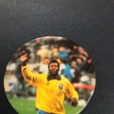 Cromos de Fútbol: CROMO FUTBOL PELE SELECCION BRASIL BUEN ESTADO. Lote 228398290