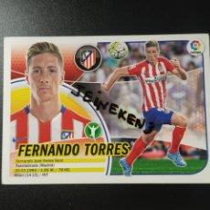 Cromos de Fútbol: ESTE 2016/17 16 FERNANDO TORRES AT.MADRID. Lote 228568331