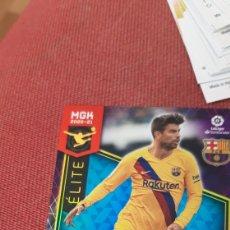 Cromos de Fútbol: PIQUE 383 BARCELONA MEGACRACKS 2020 2021 20 21 SIN PEGAR 2 EDICION. Lote 228568360