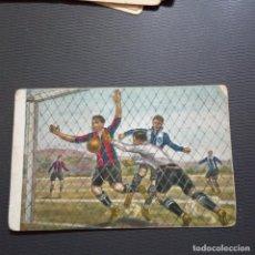 Cromos de Fútbol: ENSEÑANZA DEL JUEGO CHOCOLATES JAIME BOIX LIGA CROMO FUTBOL - SIN PEGAR - RF0 - 75. Lote 228568565