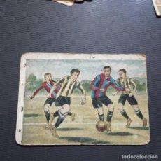 Cromos de Fútbol: ENSEÑANZA DEL JUEGO CHOCOLATES JAIME BOIX LIGA CROMO FUTBOL - SIN PEGAR - RF0 - 19. Lote 228568668