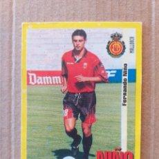 Cromos de Fútbol: PANINI SPORTS - LIGA 1999 2000 - 99 00 - (49A) MALLORCA - NIÑO - SIN PEGAR. Lote 228741165