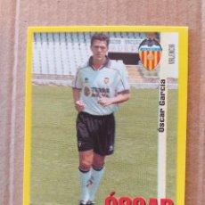 Cromos de Fútbol: PANINI SPORTS - LIGA 1999 2000 - 99 00 - (74A) VALENCIA - OSCAR - SIN PEGAR. Lote 228741785