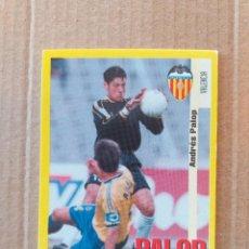 Cromos de Fútbol: PANINI SPORTS - LIGA 1999 2000 - 99 00 - (76A) VALENCIA - PALOP - SIN PEGAR. Lote 228741970