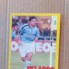Cromos de Fútbol: PANINI SPORTS - LIGA 1999 2000 - 99 00 - (80A) CELTA - VELASCO - BURGOS - SIN PEGAR. Lote 228742565