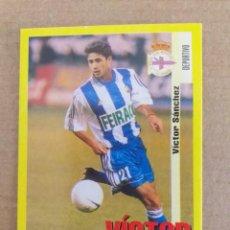 Cromos de Fútbol: PANINI SPORTS - LIGA 1999 2000 - 99 00 - (109) DEPORTIVO - VICTOR (1A IMAGEN) - SIN PEGAR. Lote 228743545