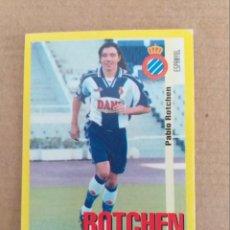 Cromos de Fútbol: PANINI SPORTS - LIGA 1999 2000 - 99 00 - (119A) ESPANYOL - ROTCHEN - SIN PEGAR. Lote 228743750