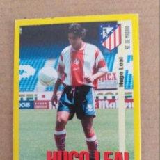 Cromos de Fútbol: PANINI SPORTS - LIGA 1999 2000 - 99 00 - (240A) AT. MADRID - HUGO LEAL - SIN PEGAR. Lote 228781365