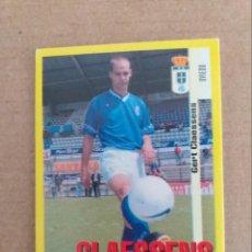 Cromos de Fútbol: PANINI SPORTS - LIGA 1999 2000 - 99 00 - (256A) OVIEDO - CLAESSENS - SIN PEGAR. Lote 228782245