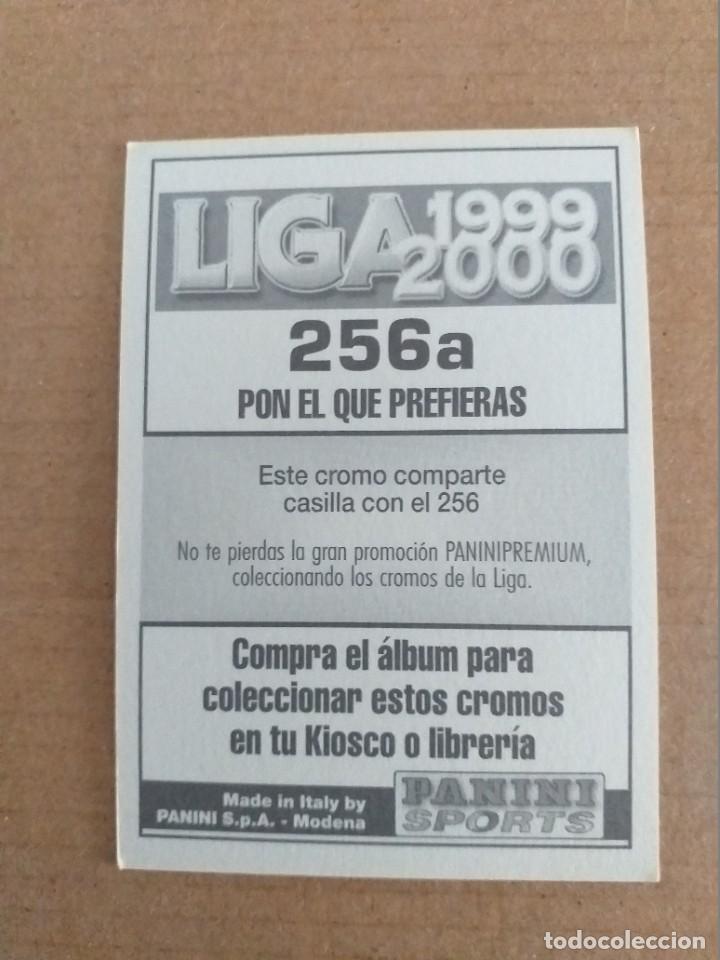 Cromos de Fútbol: PANINI SPORTS - LIGA 1999 2000 - 99 00 - (256a) OVIEDO - CLAESSENS - SIN PEGAR - Foto 2 - 228782245