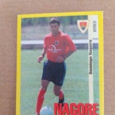 Cromos de Fútbol: PANINI SPORTS - LIGA 1999 2000 - 99 00 - (331A) NUMANCIA - NAGORE - SIN PEGAR. Lote 228783550