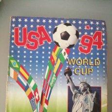 Cromos de Fútbol: ÁLBUM COMPLETO USA 94 1994 WORLD CUP MUNDIAL FÚTBOL. PANINI. Lote 228887390