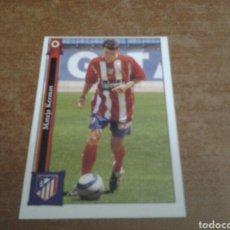 Cromos de Fútbol: MUNDICROMO 2005-2006 KEZMAN # 291 ROOKIE AT DE MADRID. Lote 229576380