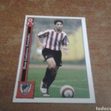 Cromos de Fútbol: MUNDICROMO 2005-2006 IBON GUTIERREZ # 237 ROOKIE ATH DE BILBAO. Lote 229578440
