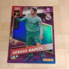 Cartes à collectionner de Football: SERGIO RAMOS - NUMERO 385 - ELITE - MEGACRACKS - REAL MADRID - 2020 2021 20 21 - MGK. Lote 230912620