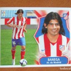 Cromos de Fútbol: #49 BANEGA ATLÉTICO MADRID ÚLTIMOS FICHAJES LIGA 08 09 EDICIONES ESTE 2008 2009 SIN PEGAR. Lote 231224980