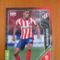 Cromos de Fútbol: #51 BIS KONDOGBIA ATLÉTICO DE MADRID MEGACRACKS 20 21 MGK 2021. Lote 232933535