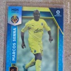 Cromos de Fútbol: PANINI MEGACRACKS/MGK 20/21 ICONOS MARCOS SENNA Nº402 NUEVO DE SOBRE. Lote 261159215