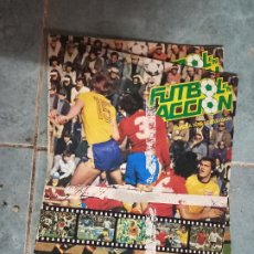 Cromos de Fútbol: ALBUM FUTBOL INOMPLETO DANONE 82 FUTBOL EN ACCION. Lote 232602935