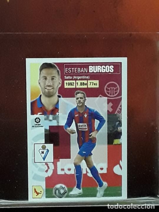 LE LIGA ESTE 2020 2021 SANTANDER 20 21 CROMO PANINI FUTBOL N 7 EIBAR BURGOS (Coleccionismo Deportivo - Álbumes y Cromos de Deportes - Cromos de Fútbol)