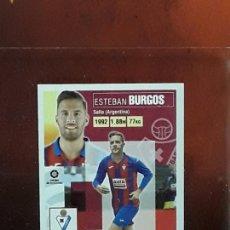 Cromos de Fútbol: LE LIGA ESTE 2020 2021 SANTANDER 20 21 CROMO PANINI FUTBOL N 7 EIBAR BURGOS. Lote 278299928