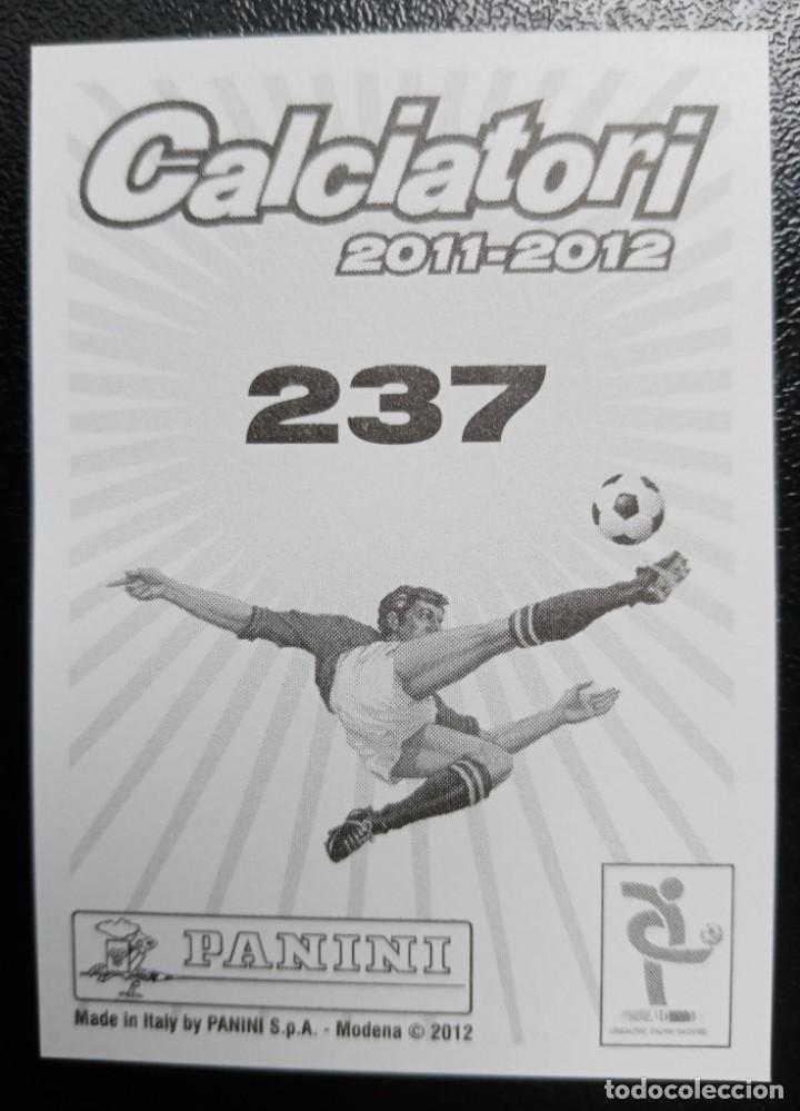 Cromos de Fútbol: Figurina Calciatori 2011-12 Cromo Panini 2012 Alessandro Del Piero Juventus rara n 237 - Foto 2 - 268619494