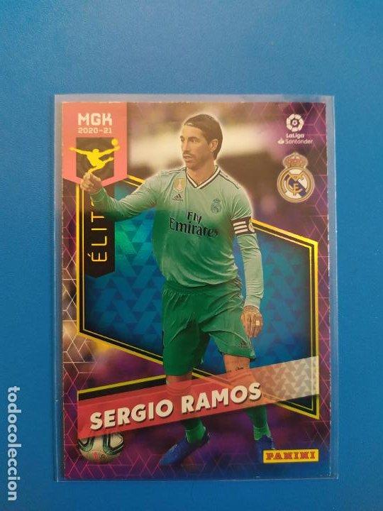 MEGACRACKS 2020 2021 / 20 21 RAMOS (REAL MADRID) ÉLITE MGK Nº 385 (Coleccionismo Deportivo - Álbumes y Cromos de Deportes - Cromos de Fútbol)
