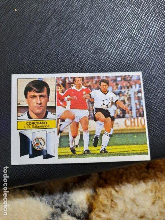 CORCHADO SALAMANCA ESTE 1982 1983 CROMO FUTBOL LIGA 82 83 - RF0 - SIN PEGAR - 817 (Coleccionismo Deportivo - Álbumes y Cromos de Deportes - Cromos de Fútbol)