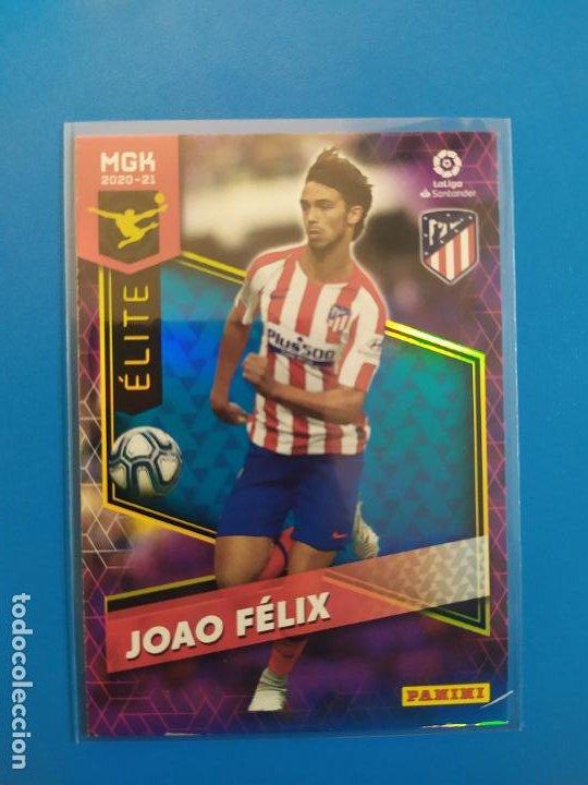 MEGACRACKS 2020 2021 / 20 21 JOAO FÉLIX (ATLÉTICO DE MADRID) ÉLITE MGK Nº 374 (Coleccionismo Deportivo - Álbumes y Cromos de Deportes - Cromos de Fútbol)