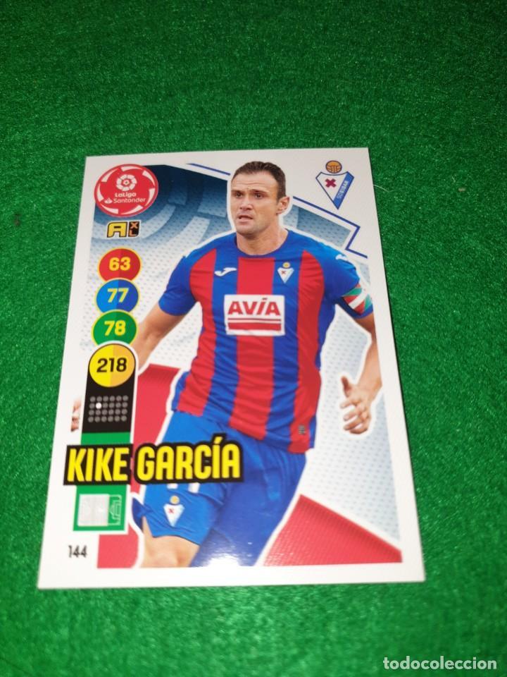ADRENALYN XL 2020 2021 20 21 CARD PANINI FUTBOL N 137 KIKE GARCIA EIBAR CF NUEVO (Coleccionismo Deportivo - Álbumes y Cromos de Deportes - Cromos de Fútbol)