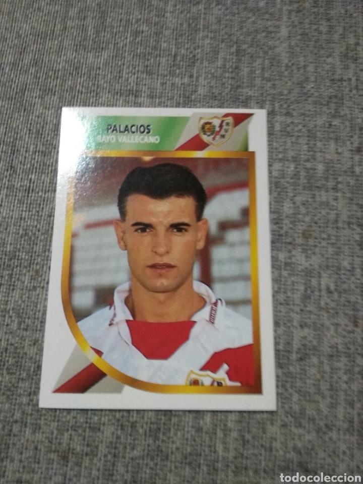 ED. ESTE 1994 95 ( 2ª DIVISIÓN ) PALACIOS - RAYO VALLECANO ( NUEVO SIN PEGAR ) (Coleccionismo Deportivo - Álbumes y Cromos de Deportes - Cromos de Fútbol)