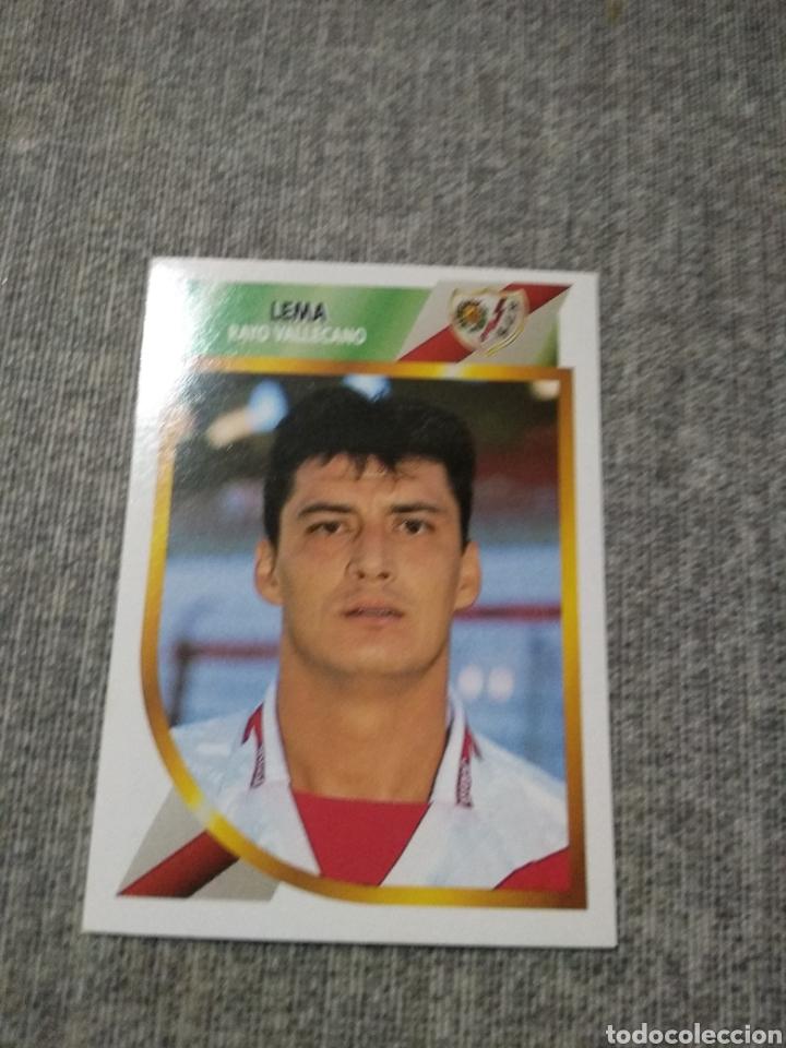 ED. ESTE 1994 95 ( 2ª DIVISIÓN ) LEMA - RAYO VALLECANO ( NUEVO SIN PEGAR ) (Coleccionismo Deportivo - Álbumes y Cromos de Deportes - Cromos de Fútbol)