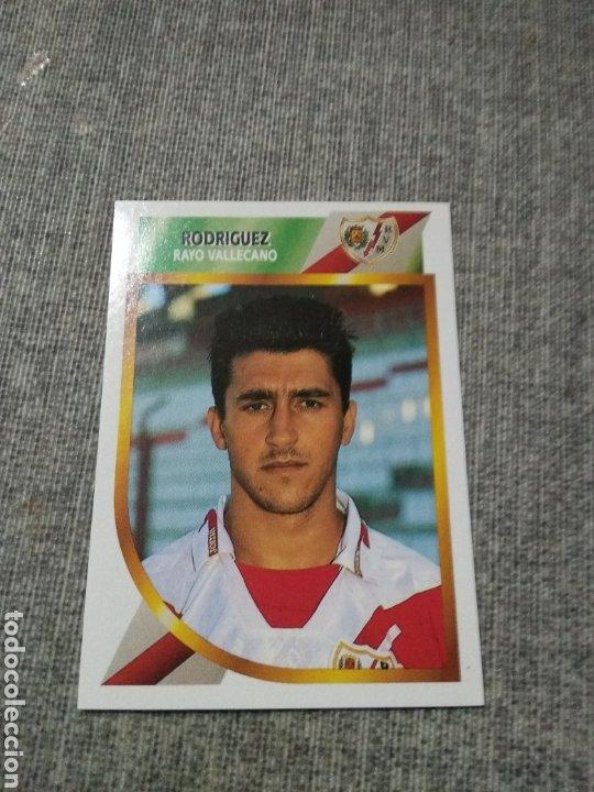 ED. ESTE 1994 95 ( 2ª DIVISIÓN ) RODRIGUEZ - RAYO VALLECANO ( NUEVO SIN PEGAR ) (Coleccionismo Deportivo - Álbumes y Cromos de Deportes - Cromos de Fútbol)