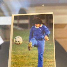Cromos de Fútbol: MARADONA MIS ENSEÑANZAS. Lote 235269265