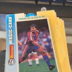 Cromos de Fútbol: MATUTANO MAGIC CARDS LOTE DE 40 FICHAS SE PUEDE LLEGAR A VENDER SUELTOS. Lote 235277790