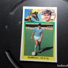 Cromos de Fútbol: VILANOVA DEL CELTA DE VIGO ALBUM ESTE LIGA 1993- 1994 ( 93 - 94 ) CARTON. Lote 261538720