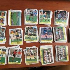 Cromos de Fútbol: LIGA 81 82 EDICIONES ESTE FUTBOL LOTE 263 CROMOS NUNCA PEGADOS. Lote 235848355
