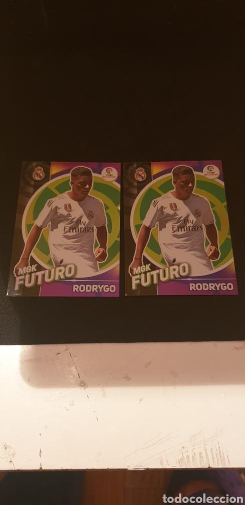 RODRYGO MGK MEGACRACKS 2019 2020 19 20 RODRYGO FUTURO N 403 (Coleccionismo Deportivo - Álbumes y Cromos de Deportes - Cromos de Fútbol)