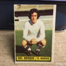 Cromos de Fútbol: LIGA 1974/ 75 ESTE - REAL MADRID C.F. - DEL BOSQUE ( DESPEGADO ). Lote 235852755