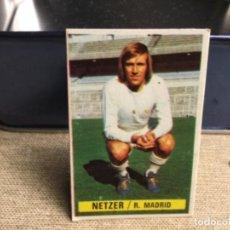 Cromos de Fútbol: LIGA 1974/ 75 ESTE - REAL MADRID C.F. - NETZER ( DESPEGADO ). Lote 235852825