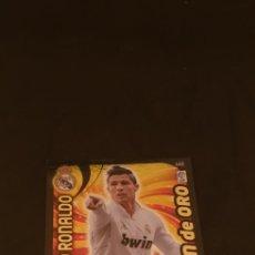 Cromos de Fútbol: CRISTIANO RONALDO BALON DE ORO ADRENALYN XL 2011 2012 11 12 CRISTIANO RONALDO N 448. Lote 235853565