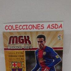 Cromos de Fútbol: MEGACRACKS 2013 2014 BARCELONA Nº 71 PEDRO MEGACRACKS 13 14. Lote 235854690