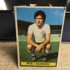 Cromos de Fútbol: LIGA 1974/ 75 ESTE - U.D. SALAMANCA - PITA ( DESPEGADO ). Lote 235854810