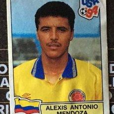 Cromos de Fútbol: CROMO Nº 57 COLOMBIA PANINI MUNDIAL USA 1994 94 NUNCA PEGADO. Lote 235858090