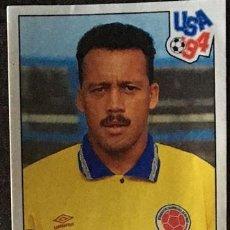 Cromos de Fútbol: CROMO Nº 55 COLOMBIA PANINI MUNDIAL USA 1994 94 NUNCA PEGADO. Lote 235858100